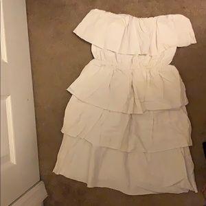 Dresses & Skirts - 100% Linen white dress